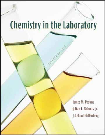دانلود کتاب شیمی در آزمایشگاه ویرایش 7 هفتم James Postma