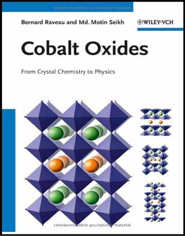 دانلود کتاب اکسید های کبالت: از شیمی کریستال تا فیزیک Raveau