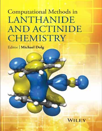 دانلود کتاب روش های محاسباتی در شیمی لانتانید و اکتینید Michael Dolg