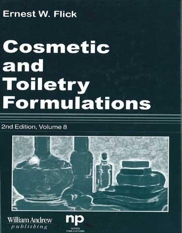دانلود کتاب فرمولاسیون لوازم آرایشی و بهداشتی جلد 8 ویرایش دوم Flick