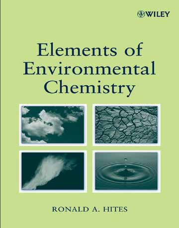 دانلود کتاب عناصر شیمی محیط زیست Ronald A. Hites