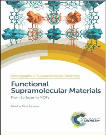 دانلود کتاب مواد ابرمولکولی عاملی: از سطوح به MOFs