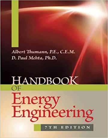 دانلود هندبوک مهندسی انرژی ویرایش 7 هفتم Thumann