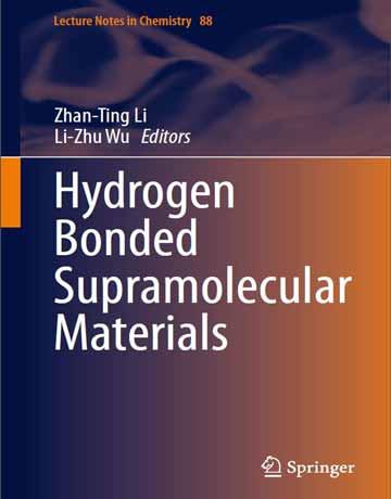 دانلود کتاب پیوند هیدروژنی مواد ابرمولکولی