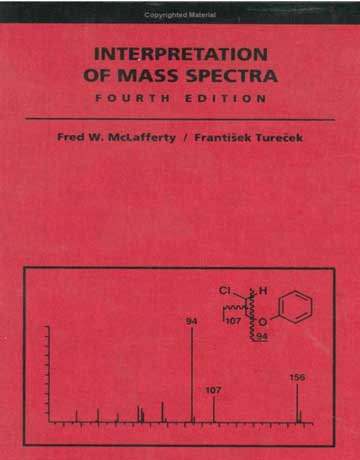دانلود کتاب تفسیر طیف جرمی ویرایش 4 چهارم McLafferty