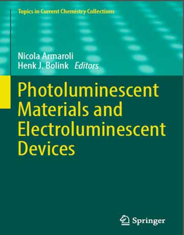 دانلود کتاب مواد فوتولومینسانس و دستگاه های الکترولیومینسنت Armaroli