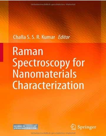 دانلود کتاب طیف سنجی رامان برای تشخیص نانومواد Kumar