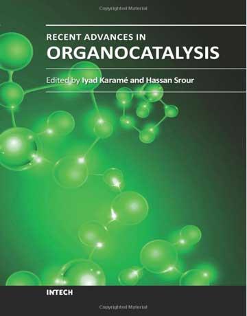 دانلود کتاب پیشرفت های اخیر در ارگانو کاتالیست ها Iyad Karame