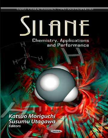 دانلود کتاب سیلان: شیمی، کاربرد ها و عملکرد Moriguchi