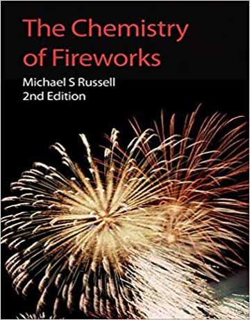 دانلود کتاب شیمی آتش بازی ویرایش 2 دوم Michael S. Russell