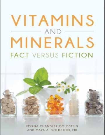 دانلود کتاب ویتامین ها و مواد معدنی Goldstein