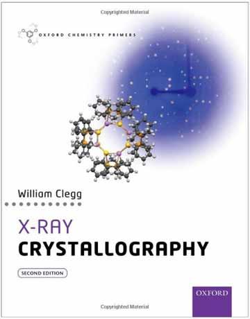 دانلود کتاب کریستالوگرافی اشعه ایکس ویرایش 2 دوم William Clegg