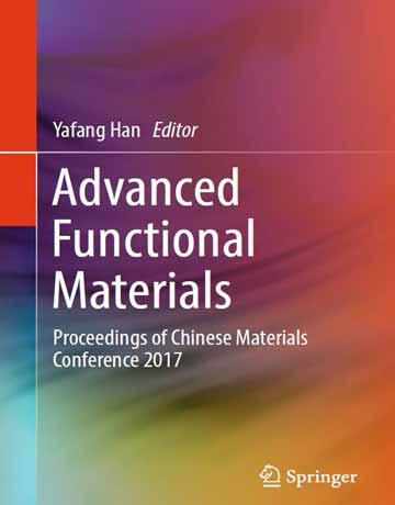 کتاب مواد کاربردی پیشرفته چاپ 2018