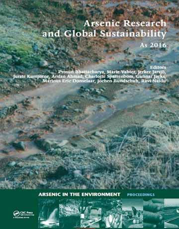 دانلود کتاب تحقیقات آرسنیک و پایداری جهانی As 2016
