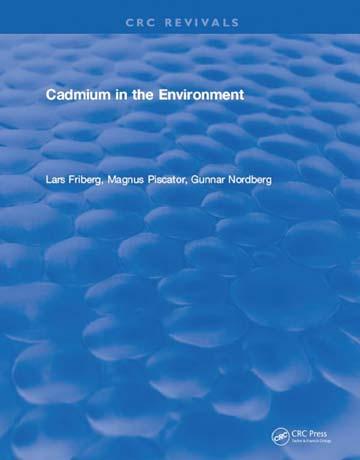 دانلود کتاب کادمیوم در محیط زیست ویرایش دوم Lars Friberg