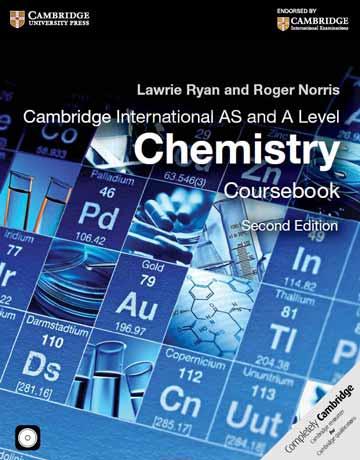 دانلود کتاب شیمی عمومی کمبریج ویرایش دوم Lawrie Ryan