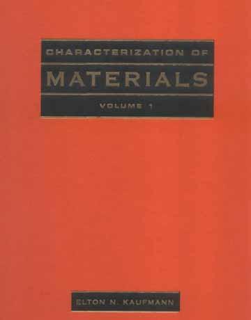 دانلود کتاب شناسایی مواد 2 جلدی Elton N. Kaufmann