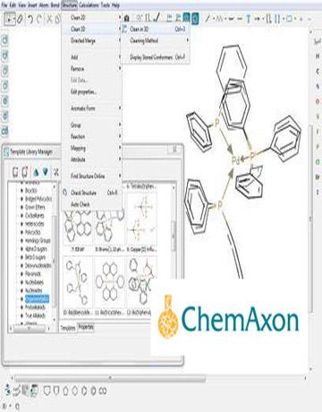 دانلود ChemAxon Marvin Beans 15.6.29.0 نرم افزار نمایش و ویرایش مولکول ها
