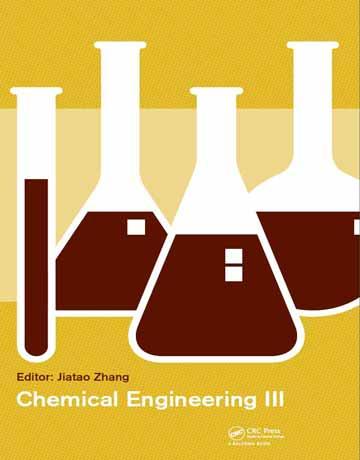 دانلود کتاب مهندسی شیمی III تالیف Jiatao Zhang