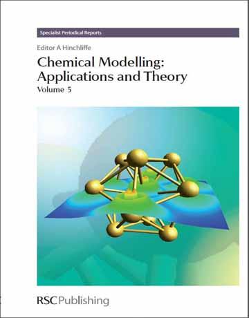 دانلود کتاب مدل سازی شیمیایی: کاربرد ها و تئوری جلد 5
