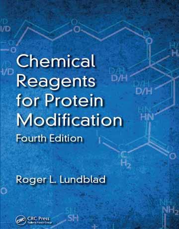 دانلود کتاب واکنشگر های شیمیایی برای اصلاح پروتئین ویرایش چهارم