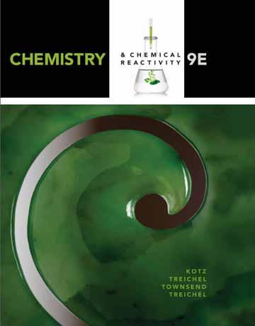 دانلود کتاب شیمی و واکنش پذیری کاتز ویرایش 9 نهم John C. Kotz