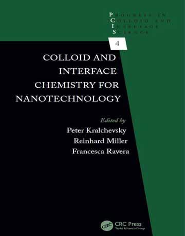 دانلود کتاب کلوئید و شیمی اتصال برای نانوتکنولوژی