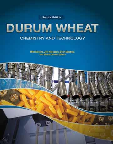 دانلود کتاب گندم دوروم: شیمی و تکنولوژی ویرایش دوم Sissons