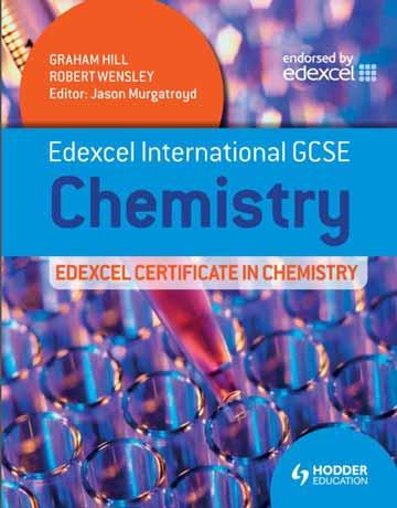 دانلود Edexcel International GCSE and Certificate Chemistry کتاب شیمی عمومی