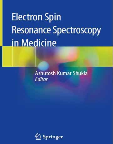 دانلود کتاب طیف سنجی رزونانس اسپین الکترون ESR در پزشکی و دارو
