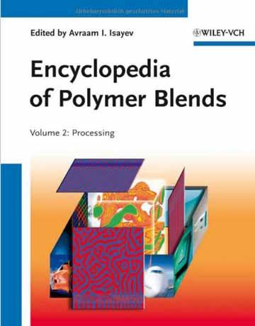 دانلود دایره المعارف ترکیبات پلیمر جلد دوم: پردازش