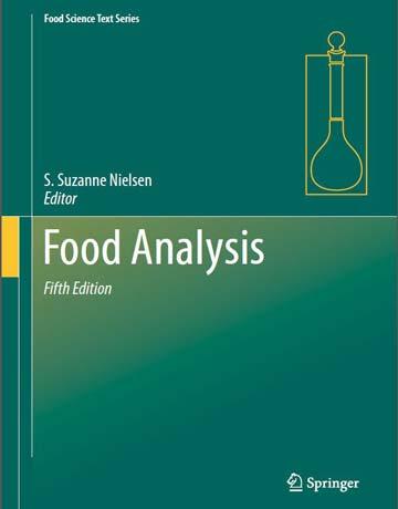 دانلود کتاب آنالیز مواد غذایی ویرایش پنجم Suzanne Nielsen