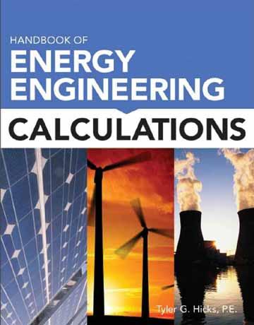 دانلود هندبوک محاسبات مهندسی انرژی