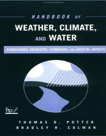 دانلود هندبوک آب و هوا: شیمی اتمسفری و هیدرولوژی