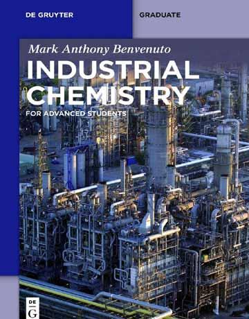 دانلود کتاب شیمی صنعتی: برای دانشجویان پیشرفته Benvenuto