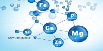 دانلود تست شیمی معدنی 2 + پاسخ کلیدی