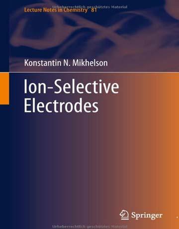 دانلود کتاب الکترود های یون گزین Mikhelson