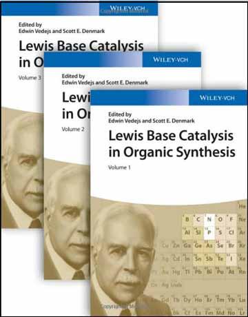 دانلود کتاب کاتالیز باز لوئیس در سنتز های آلی 3 جلدی