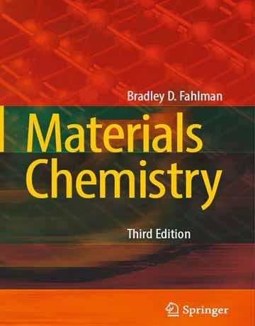 دانلود کتاب شیمی مواد ویرایش سوم Bradley D. Fahlman