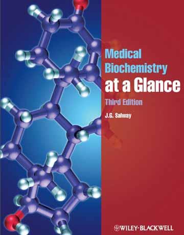 دانلود کتاب بیوشیمی پزشکی در یک نگاه ویرایش سوم J. G. Salway