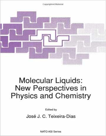 دانلود کتاب مایعات مولکولی: چشم انداز جدید در فیزیک و شیمی Teixeira