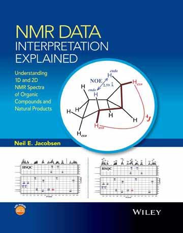 کتاب تفسیر داده های NMR: درک طیف یک بعدی و دو بعدی ترکیبات آلی و طبیعی