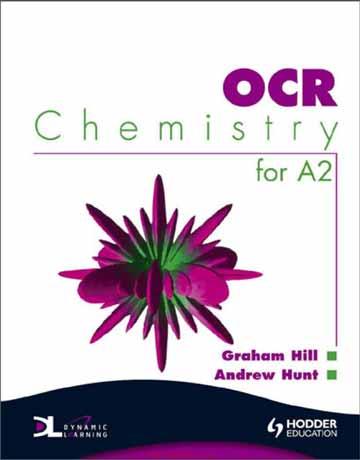 دانلود OCR Chemistry for A2 Student's کتاب شیمی گراهام هیل
