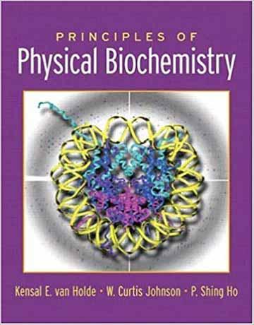 دانلود کتاب بیوشیمی فیزیکی ویرایش دوم Kensal Holde