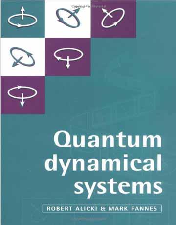 دانلود کتاب سیستم های دینامیکی کوانتومی Robert Alicki