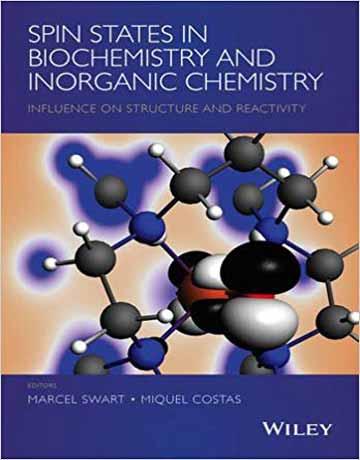 دانلود کتاب حالت اسپین در بیوشیمی و شیمی معدنی
