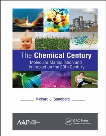 کتاب قرن شیمیایی: دستکاری مولکولی و تاثیر آن در قرن بیستم