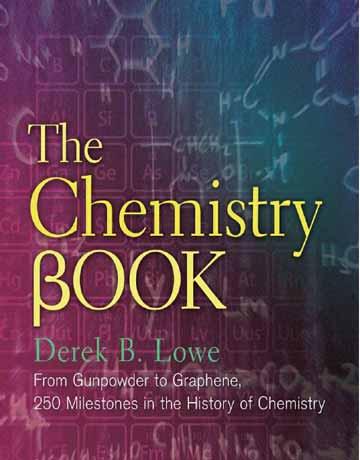 دانلود کتاب شیمی: از باروت تا گرافن، 250 نقطه عطف در تاریخ شیمی