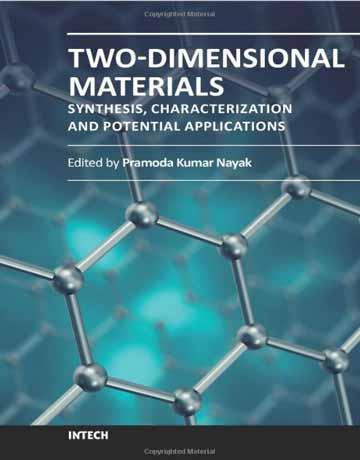 کتاب مواد دو بعدی: سنتز، شناسایی و کاربرد های بالقوه