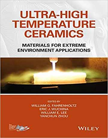 دانلود کتاب سرامیک با دمای خیلی بالا: مواد برای کاربرد در محیط شدید